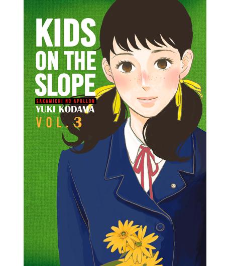 Kids on the Slope Nº 3 (de 9)