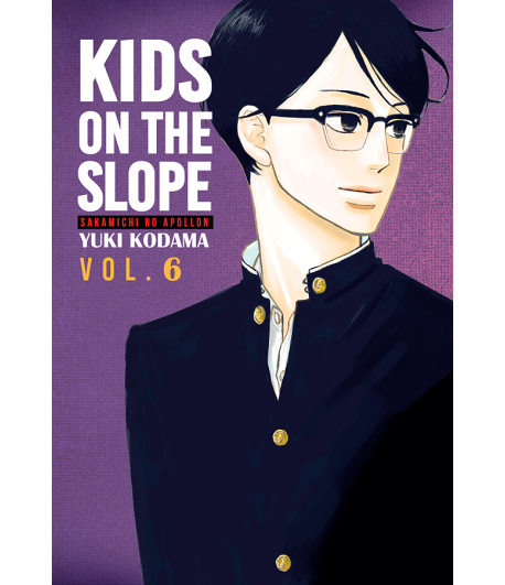 Kids on the Slope Nº 6 (de 9)