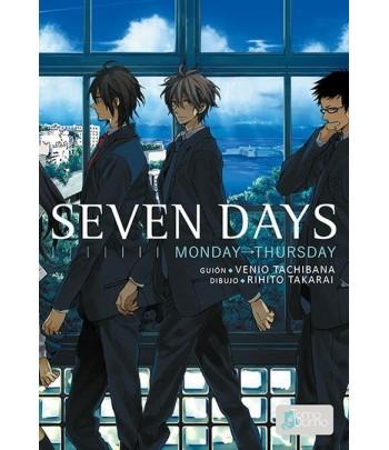 Seven days Nº 1 (de 2)