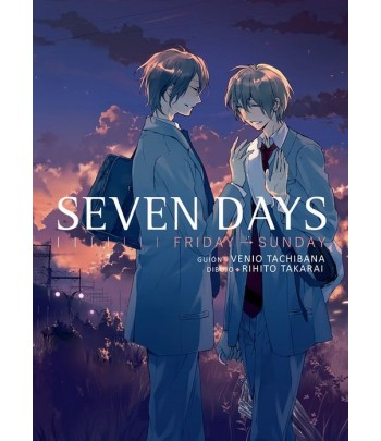 Seven days Nº 2 (de 2)