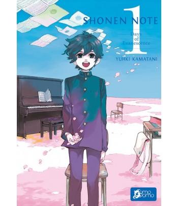 Shonen Note Nº 1 (de 8)