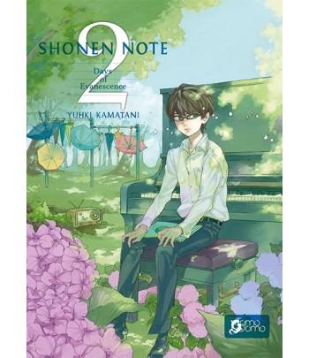 Shonen Note Nº 2 (de 8)