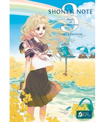Shonen Note Nº 3 (de 8)