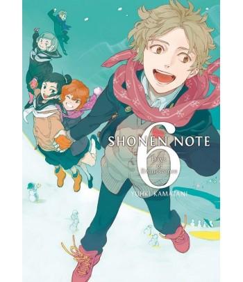 Shonen Note Nº 6 (de 8)