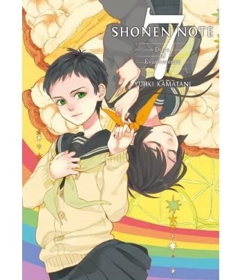 Shonen Note Nº 7 (de 8)