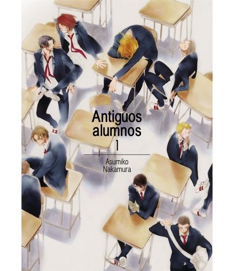 Antiguos alumnos Nº 1 (de 2)