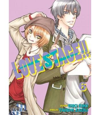 Love Stage!! Nº 6 (de 7)