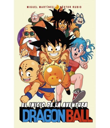Dragon Ball: El inicio de una aventura
