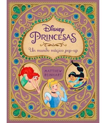 Disney Princesas: Un mundo...