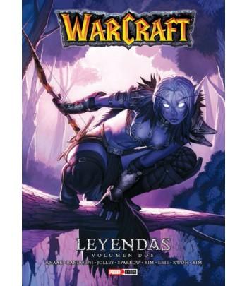 Warcraft: Leyendas Nº 2 (de 5)