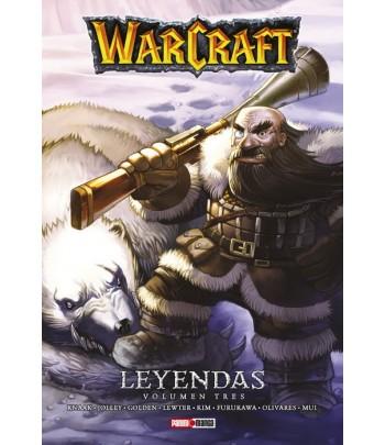 Warcraft: Leyendas Nº 3 (de 5)