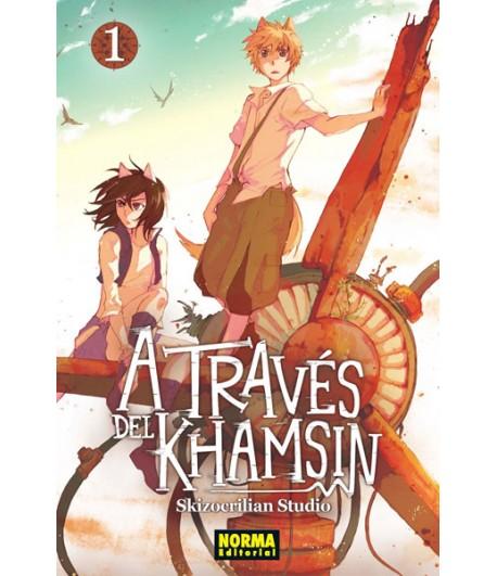 A través del Khamsin Nº 1 (de 3)
