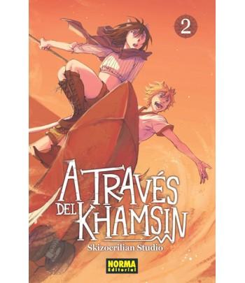 A través del Khamsin Nº 2...