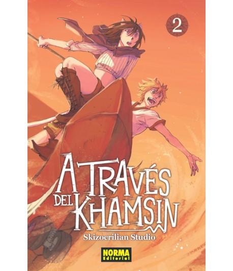 A través del Khamsin Nº 2 (de 3)