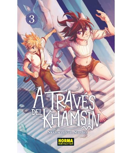A través del Khamsin Nº 3 (de 3)