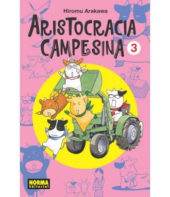 Aristocracia campesina Nº 03