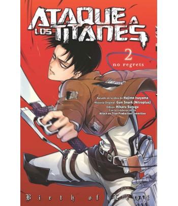 Ataque a los Titanes: No...