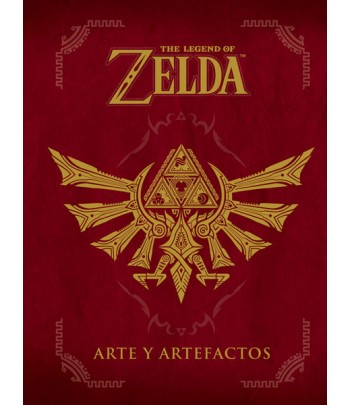 The Legend of Zelda: Arte y...