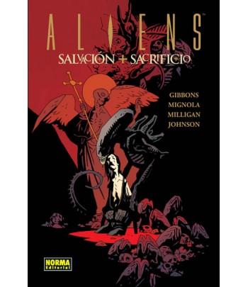 Aliens: Salvación + Sacrificio