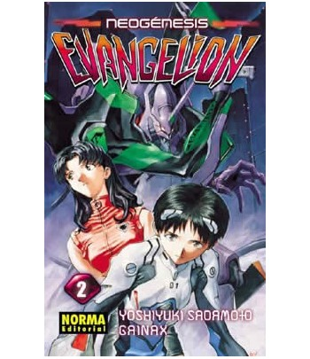 Neongénesis Evangelion Nº...