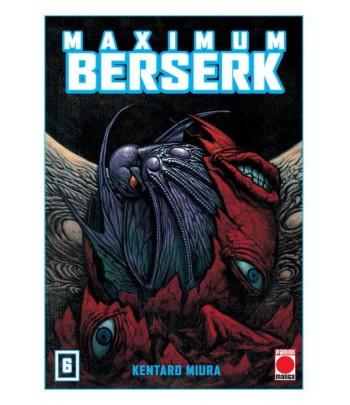 Maximum Berserk Nº 06