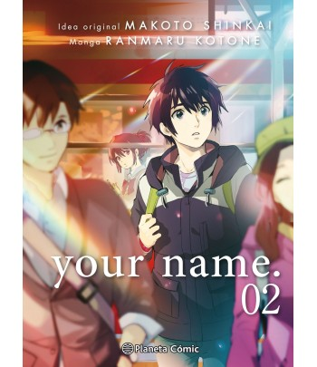 Your name. Nº 2 (de 3)
