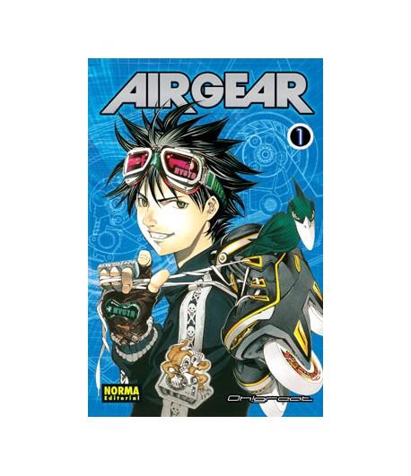 Air Gear Nº 01 (de 37)