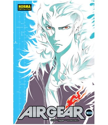Air Gear Nº 18 (de 37)