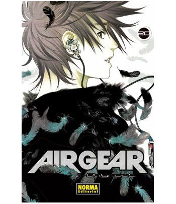 Air Gear Nº 20 (de 37)