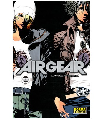 Air Gear Nº 22 (de 37)
