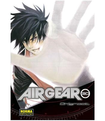 Air Gear Nº 30 (de 37)