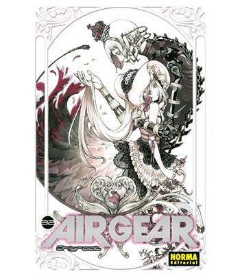 Air Gear Nº 32 (de 37)