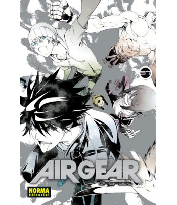 Air Gear Nº 37 (de 37)