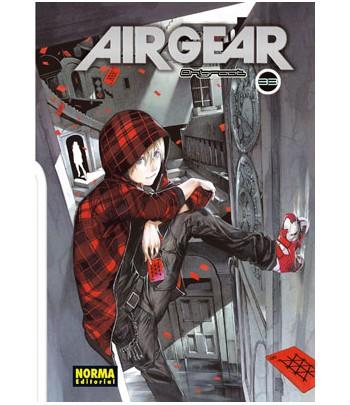 Air Gear Nº 33 (de 37)