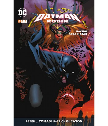 Batman y Robin Nº 1: Nacido...