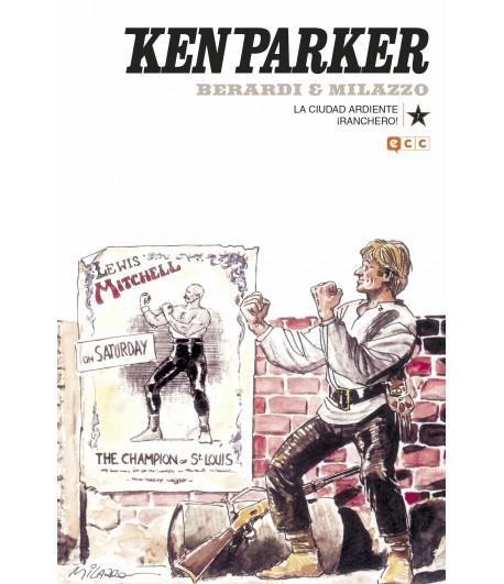 Ken Parker Nº 07