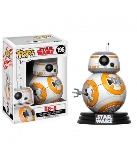 Vinyl POP Star Wars The Last Jedi Nº 196: BB-8