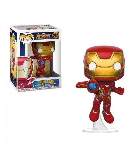 Vinyl POP Marvel Avengers Nº 285: Iron Man