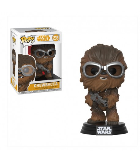 Vinyl POP Star Wars Nº 239: Chewbacca