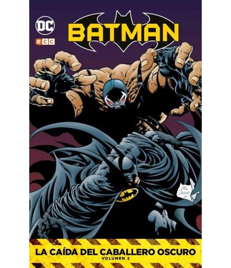 Batman: La caída del caballero oscuro Nº 02