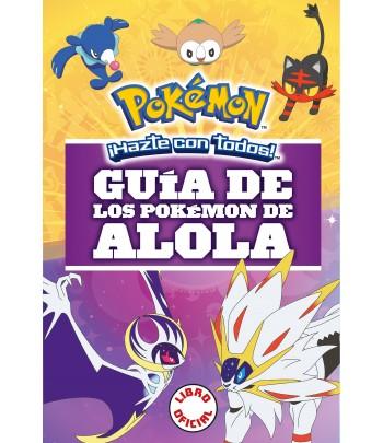 Guía de los pokémon de...