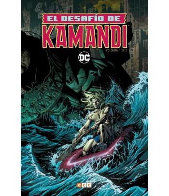 El desafío de Kamandi Nº 1...