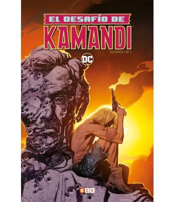El desafío de Kamandi Nº 2...