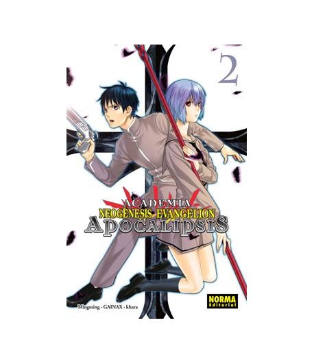 Academia Neogénesis Evangelion: Apocalipsis Nº 02
