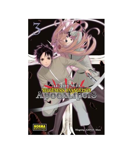 Academia Neogénesis Evangelion: Apocalipsis Nº 03