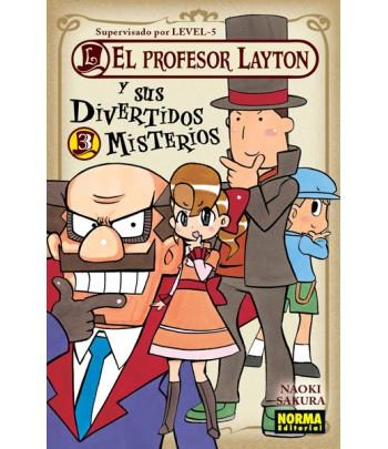 El profesor Layton y sus...