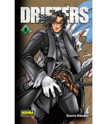 Drifters Nº 04
