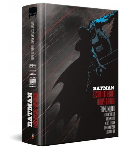 Batman: El Caballero Oscuro III: La raza superior (Ed. Deluxe)