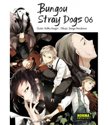 Bungou Stray Dogs Nº 06