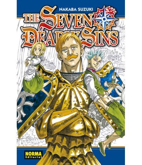 The Seven Deadly Sins Nº 20